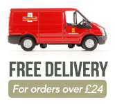 free delivery for orders over £24